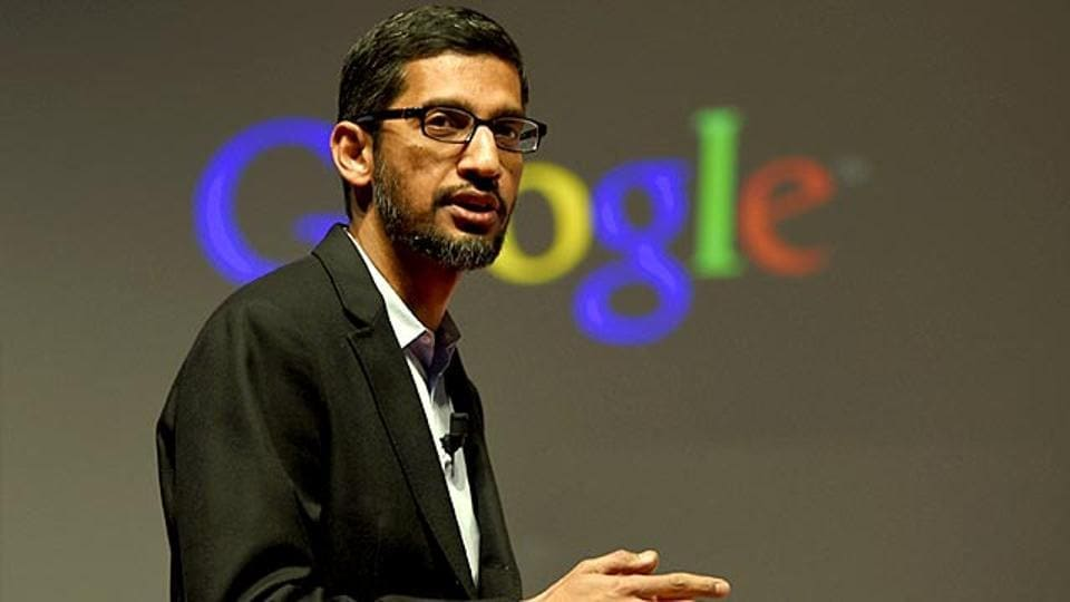 Chennai-born Sundar Pichai studied engineering at IIT-Kharagpur and then went to Stanford in the US.