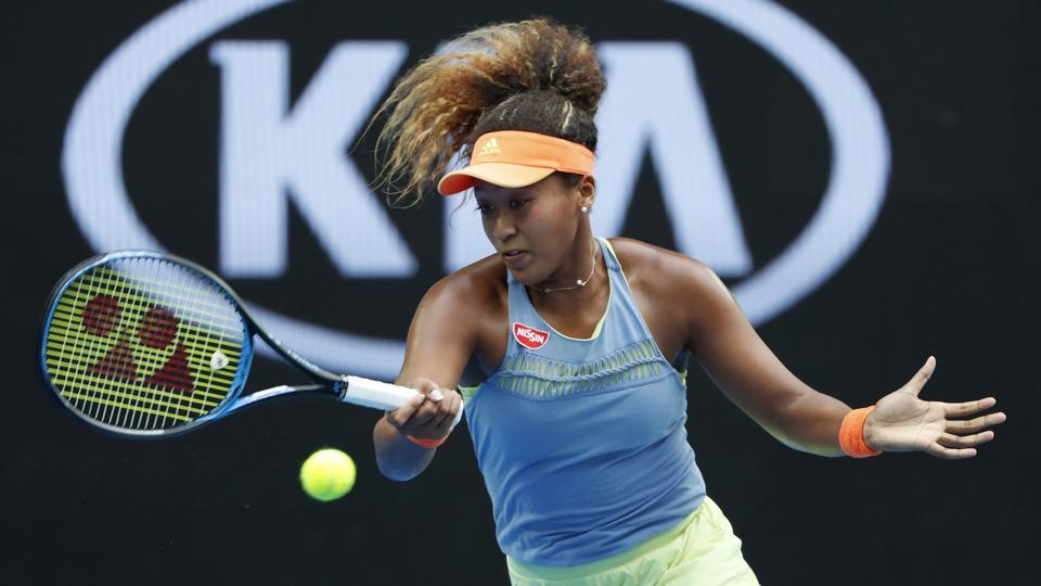 Naomi Osaka was Public Enemy No. 1 for Australia as she defeated local favourite Ashleigh Barty. (REUTERS)