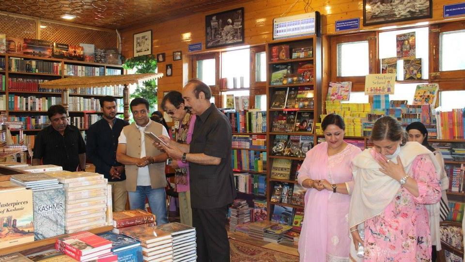 Kashmiri bookshop,Limca Book of Records,Limca Book of Records 2018