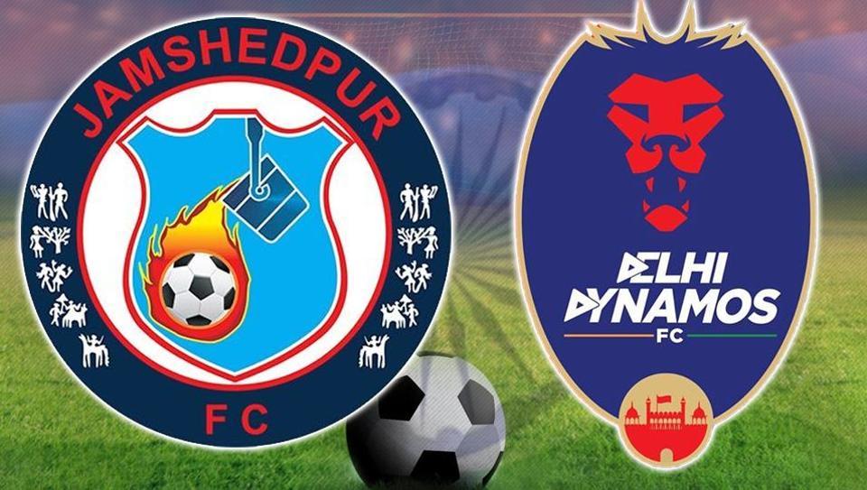 Jamshedpur FC,Delhi Dynamos FC,Indian Super League