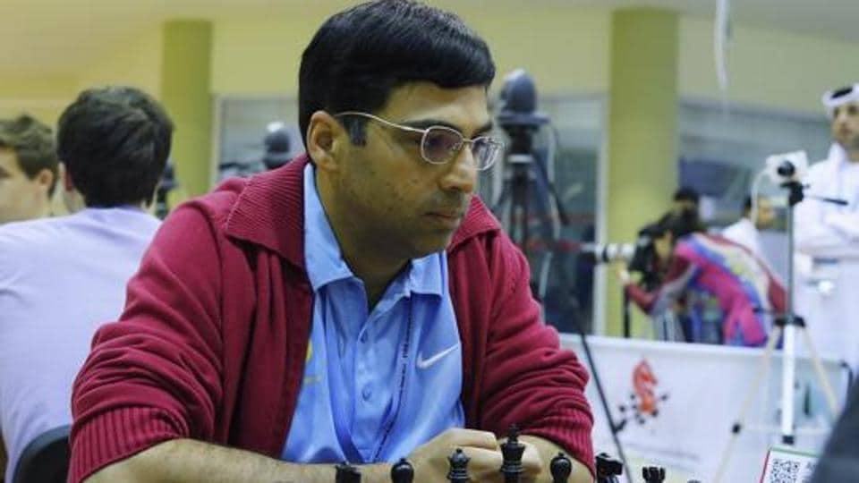 Viswanathan Anand suffered his first loss in the Tata Steel Chess tournament against Vladimir Kramnik.