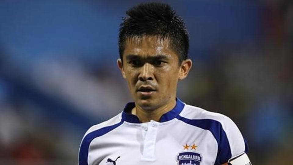 Bengaluru FC named a 30-man squad for the upcoming preliminary and playoff stages of 2018 AFC Cup, which will be led bySunil Chhetri.