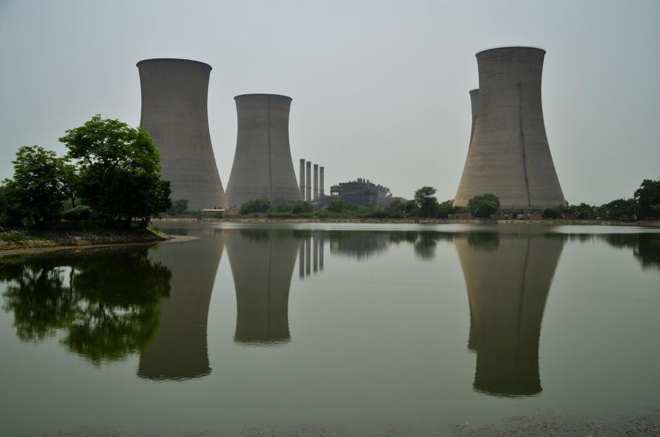Guru Nanak Dev Thermal Power Plant in Bathinda