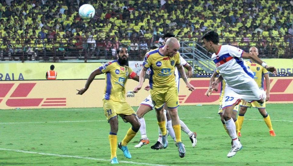 FC Goa defeated Kerala Blasters in the Indian Super League on Sunday.