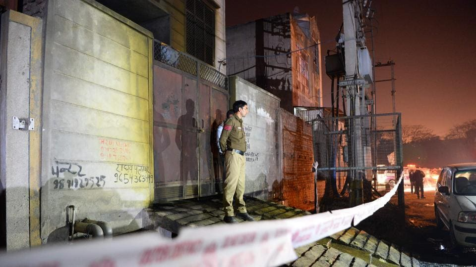 Delhi fire,Bawana fire,Delhi factory fire