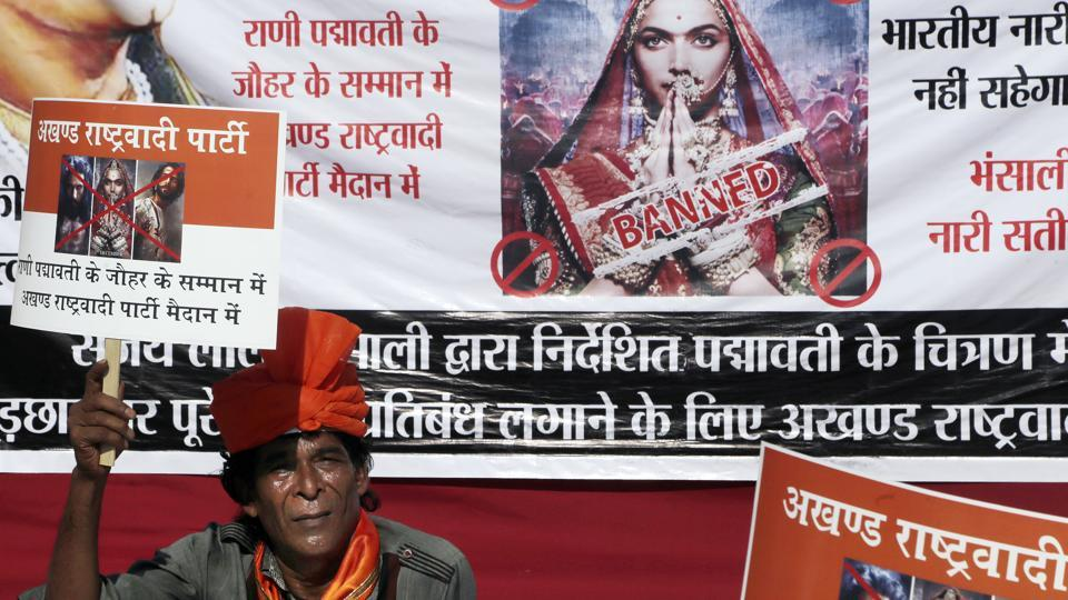 SC to hear Rajasthan, MP govts' pleas on Tuesday against Padmaavat release