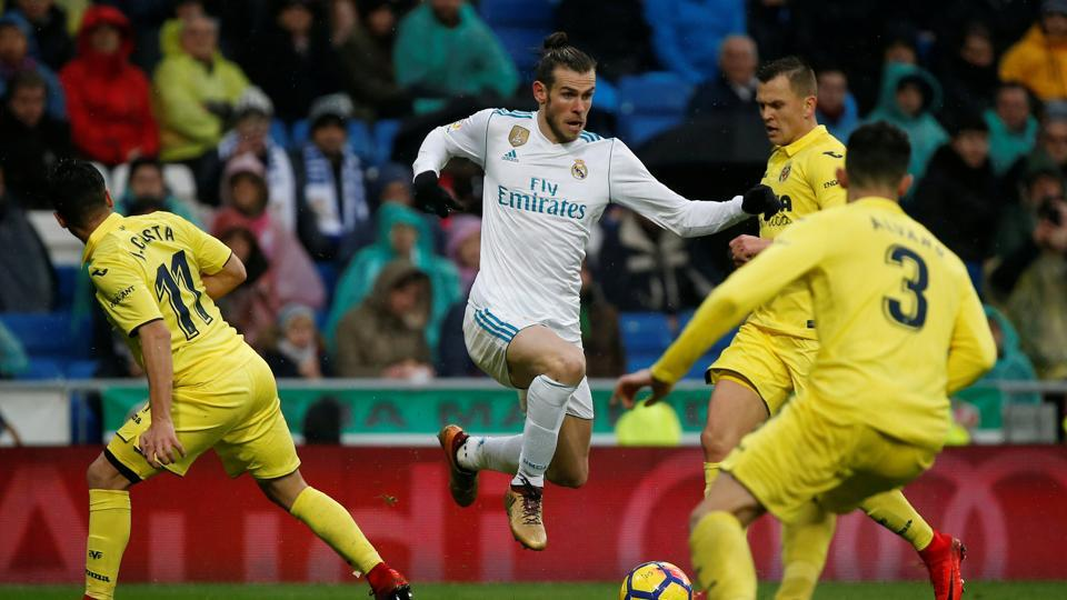 Gareth Bale has managed at least 40 games in all competitions in a season just twice since moving to Real Madrid from Tottenham Hotspur in 2013.