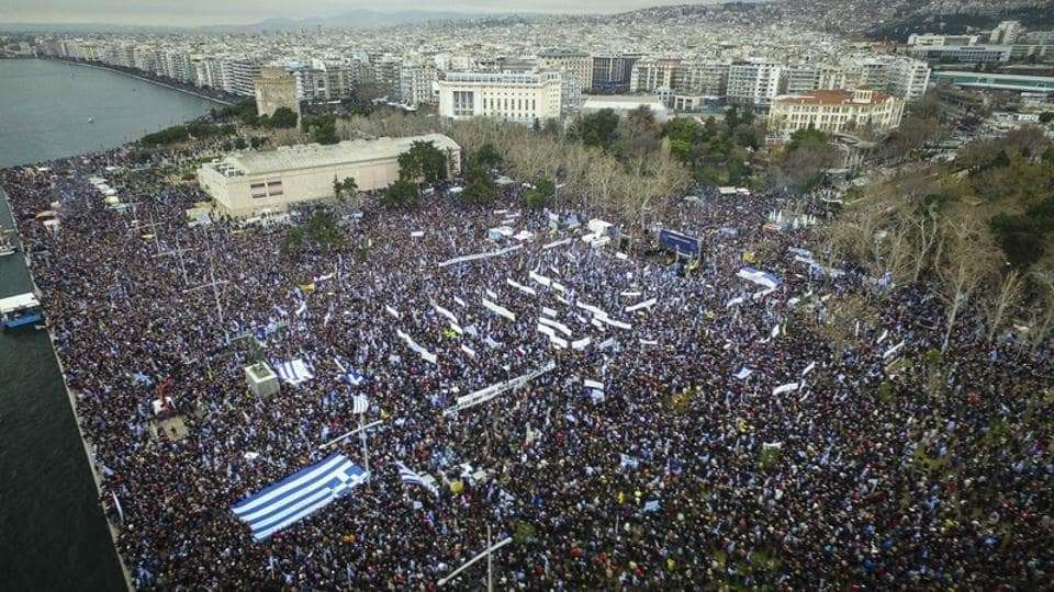 Greece,Macedonia