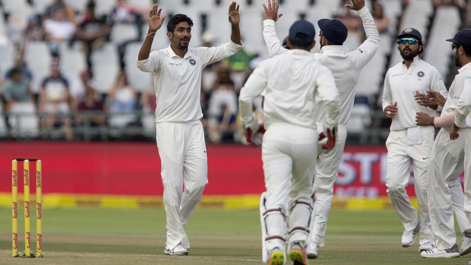 South Africa vs India,Eric Simons,Indian cricket team