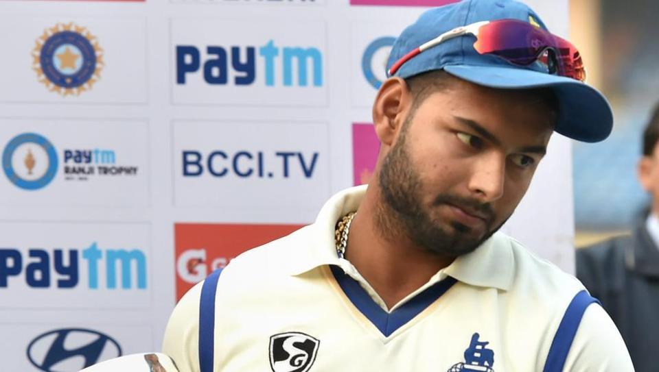Rishabh Pant,Syed Mushtaq Ali T20 Trophy,T20 cricket