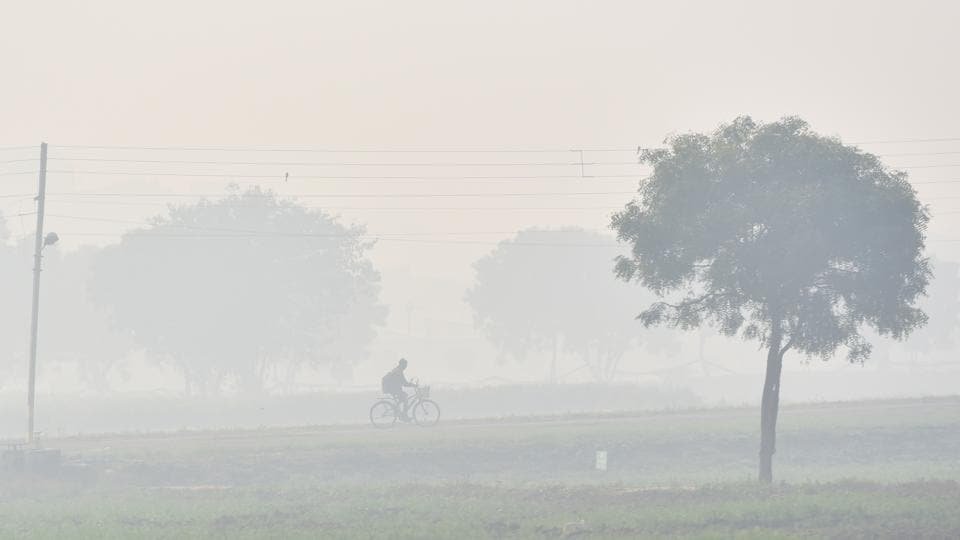 Delhi will get rain in the latter part of Tuesday and dense fog is likely to envelop the city on Thursday and Friday.