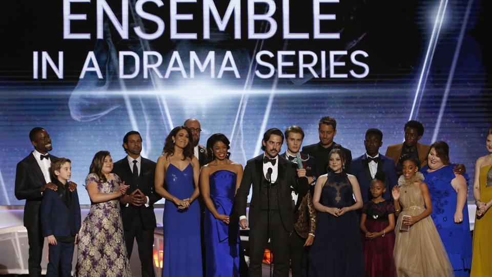 Screen Actors Guild Awards,Milo Ventimiglia,Sterling K. Brown