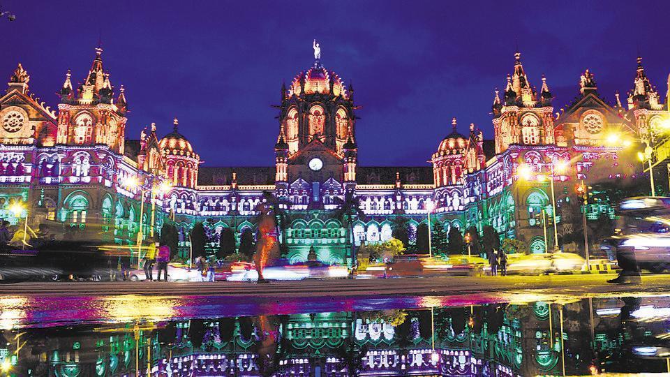 mumbai,CSMT,UNESCO