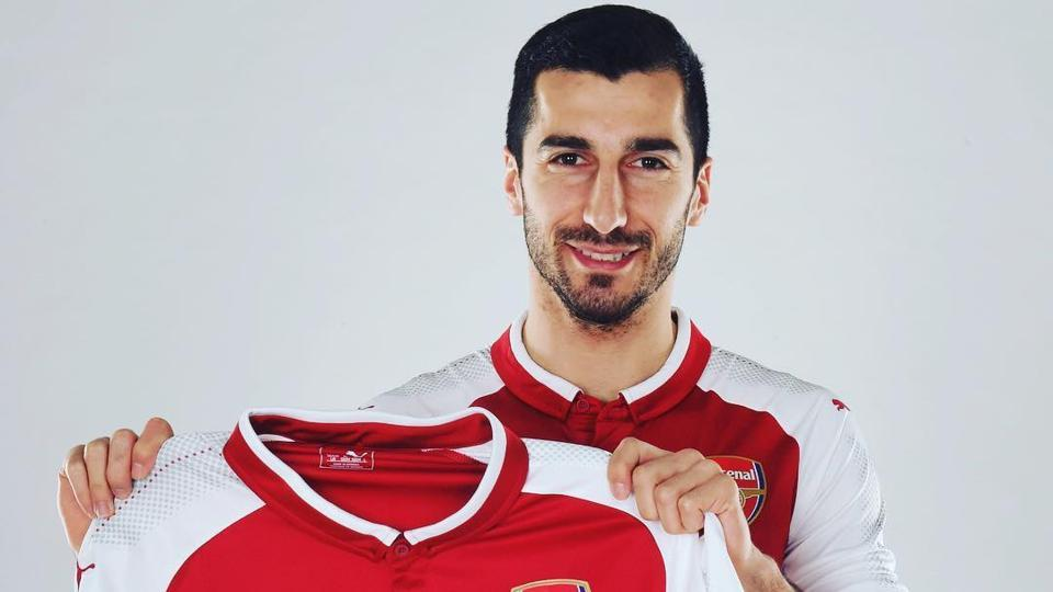 Henrikh Mkhitaryan joined Arsenal FC while Alexis Sanchez signed for Manchester United in a sensational swap deal.