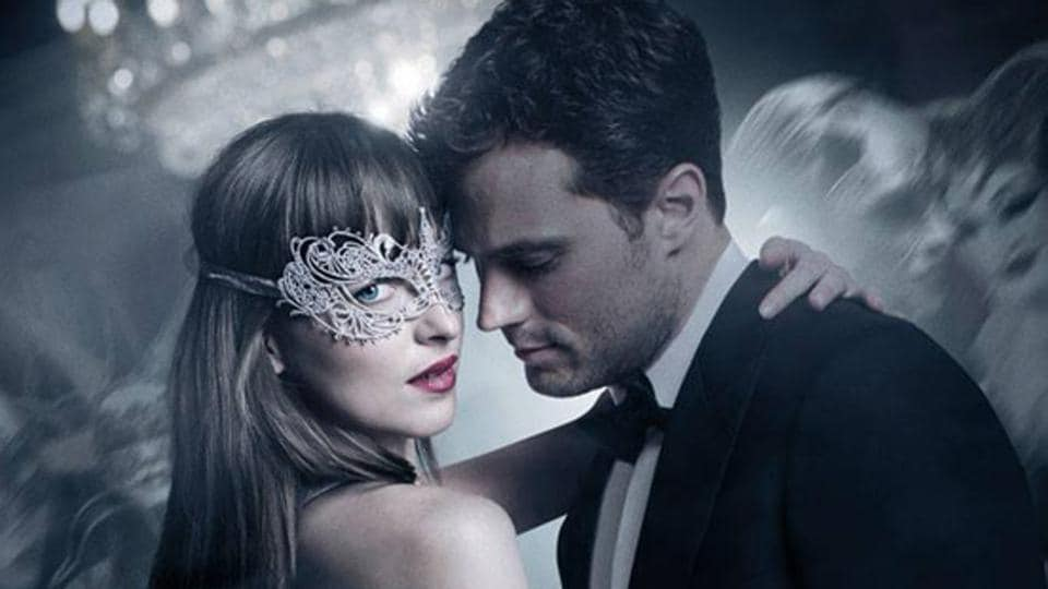 Fifty Shades Darker is getting tough competition from films like Baywatch and Mother in many categories.