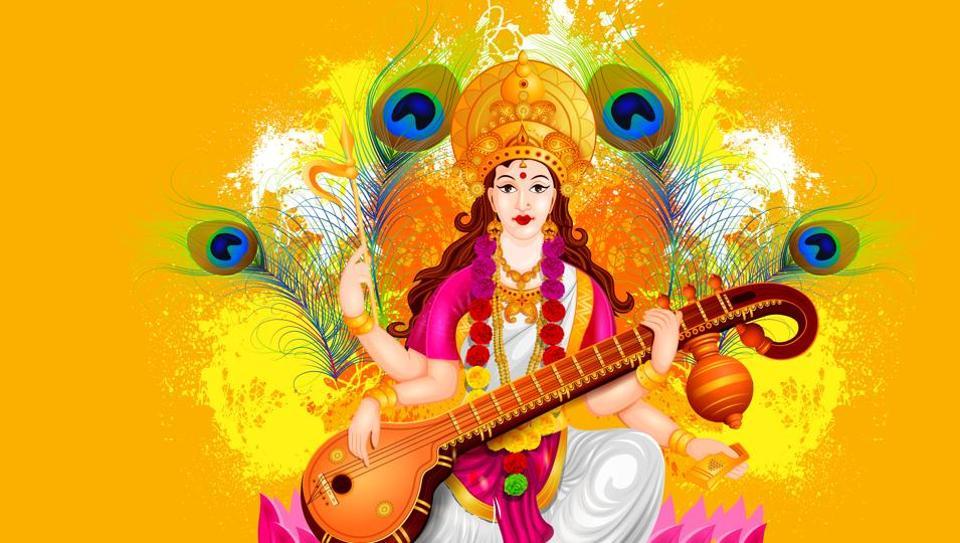 Saraswati Puja,Saraswati,Puja