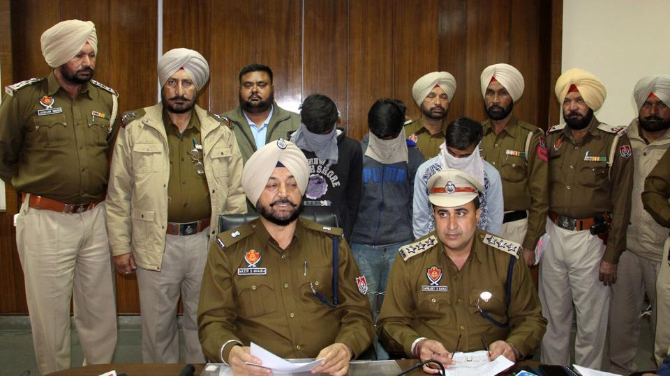 Four people were involved in the murder and three have been arrested. The  fourth accused is already in Modern Jail, Faridkot.