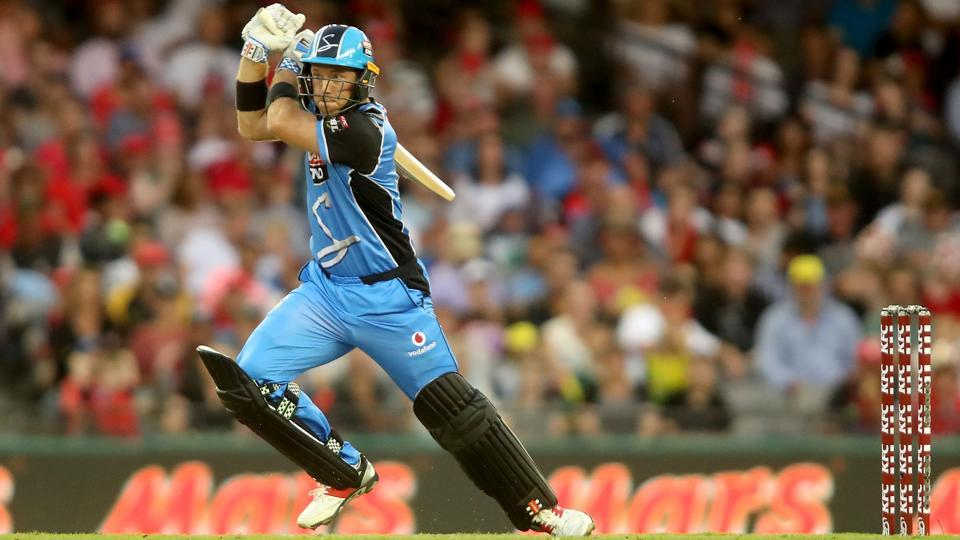 Strikers set Renegades 174 for BBL win