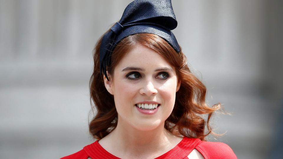 Eugenie, 27, is a granddaughter of Queen Elizabeth and eighth in line to the throne.