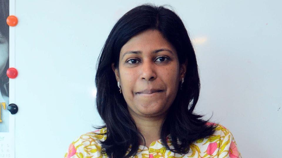 Smriti Gupta, adoption activist and counsellor.