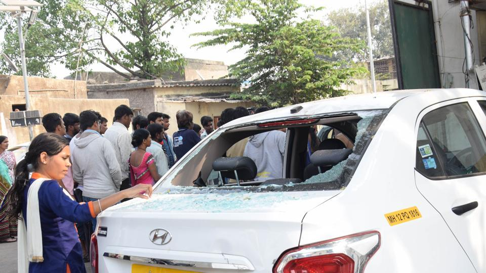 The rising number of vehicle vandalism in Pune city and its suburbs now has residents worried with the police failing to keep anti-social elements in check.