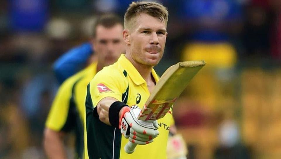 David Warner,Australia T20 tri-series,New Zealand