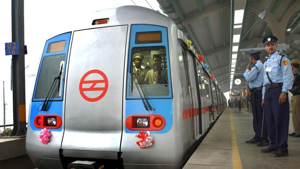 Security in the Delhi Metro and other public transport facilities is stepped up in view of the Republic day celebrations on January 26.