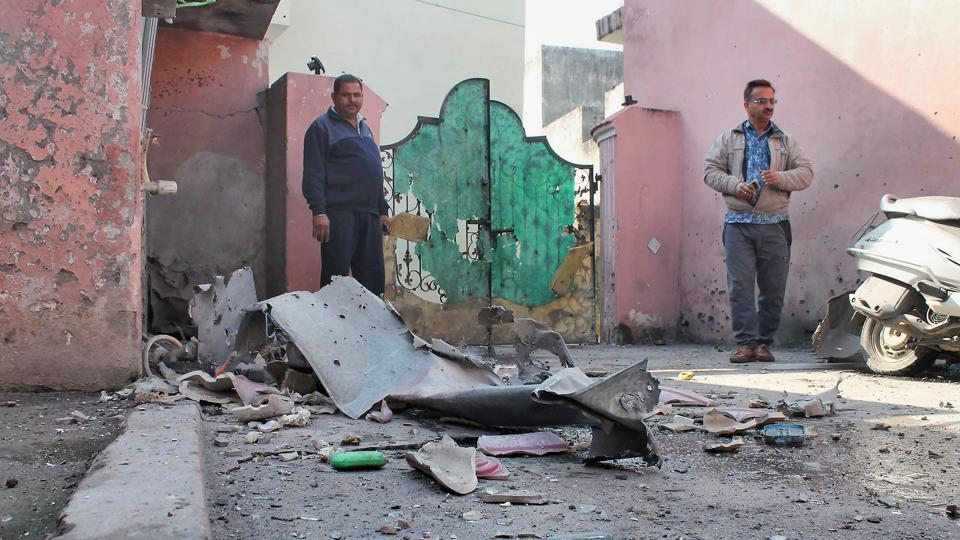 Ceasefire violation,Mortar shelling,Pakistan