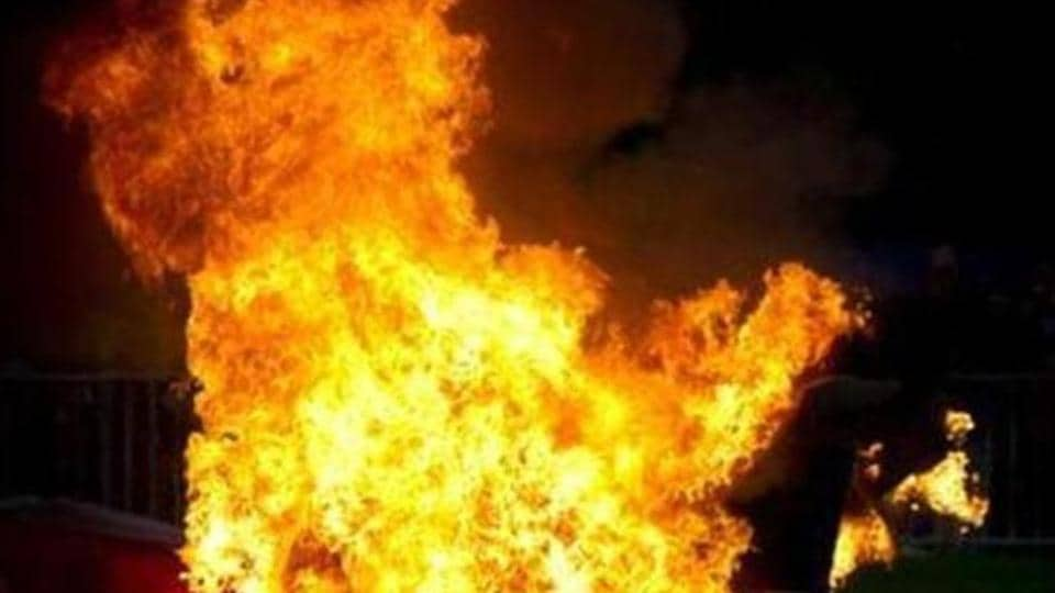 Seven children died in a house fire in UAE.
