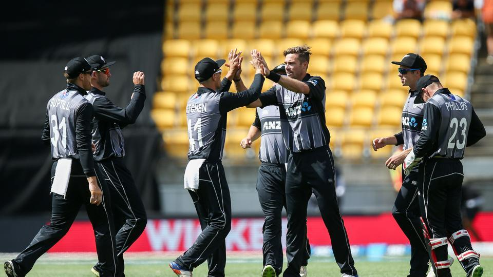 Tim Southee picked up 3/13 and led from the front for New Zealand after Kane Williamson was ruled out due to a side strain.