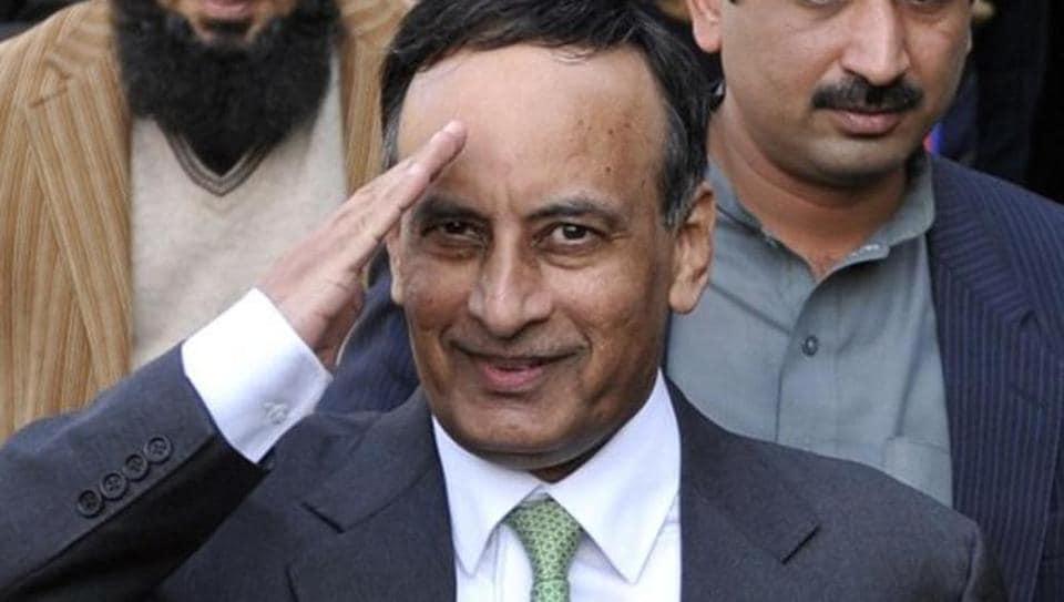 Hussain Haqqani,Pakistan,Former Pakistan envoy to US