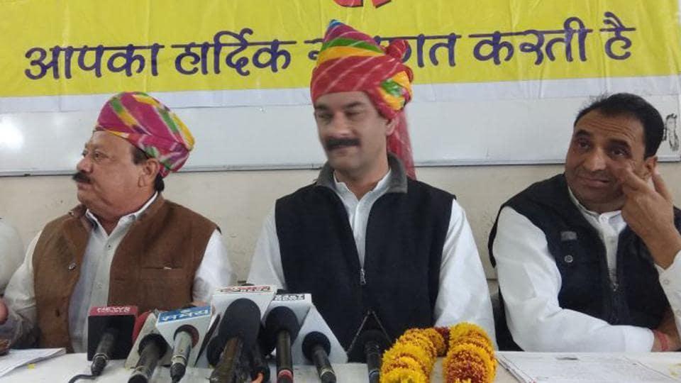 Jitendra Singh,Rajasthan news,Padmini