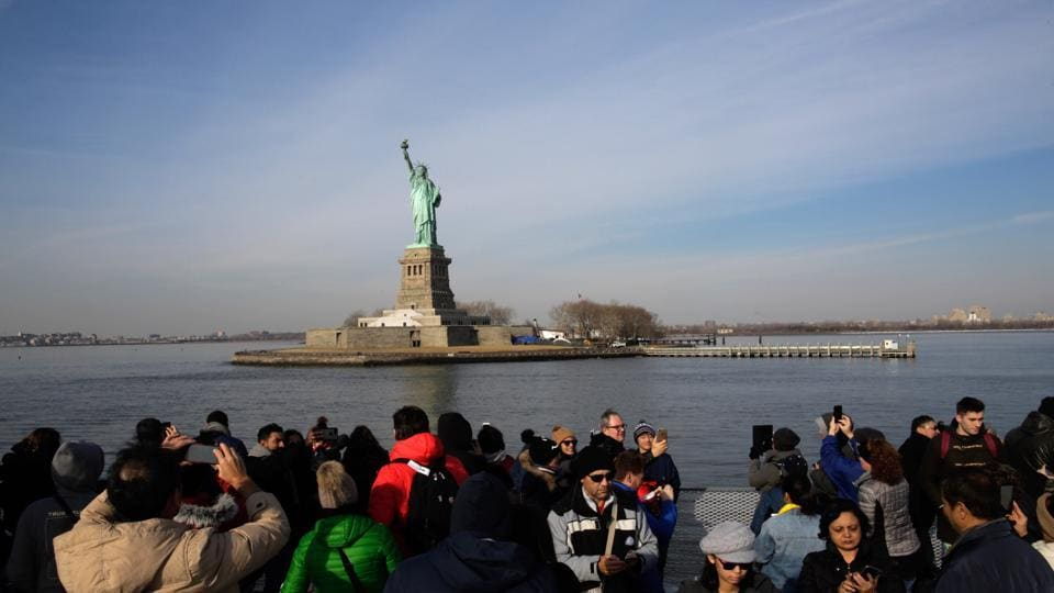 Statue of Liberty, Ellis Island Close Due to Government Shutdown