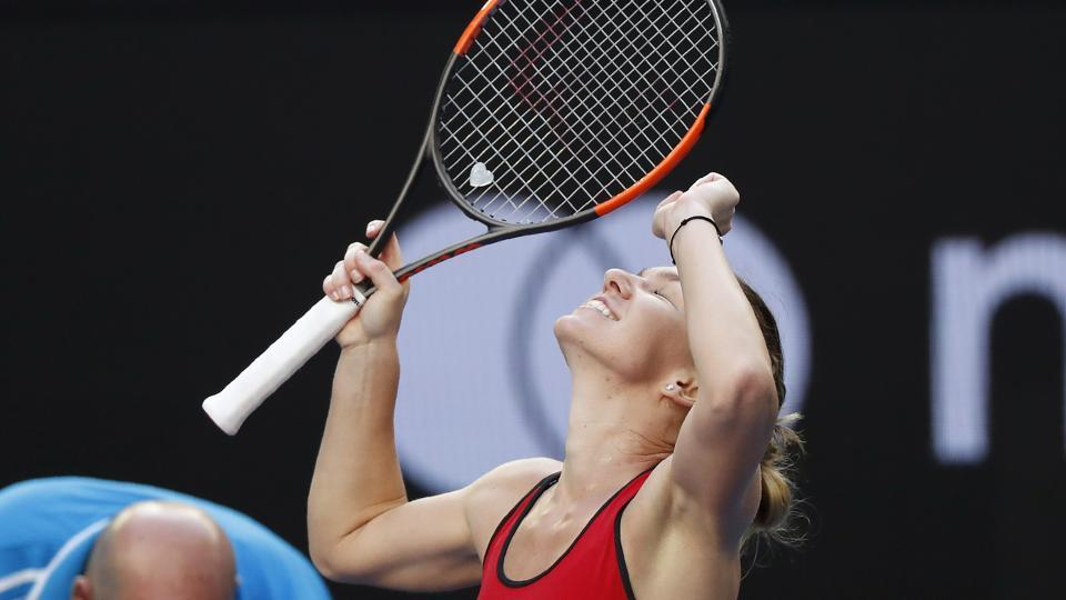 Simona Halep is currently the top seed in the 2018 Australian Open Tennis tournament but has not yet won a Grand Slam title.