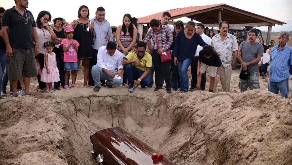 Guerrero State Bears The Highest Murder Rate in Mexico