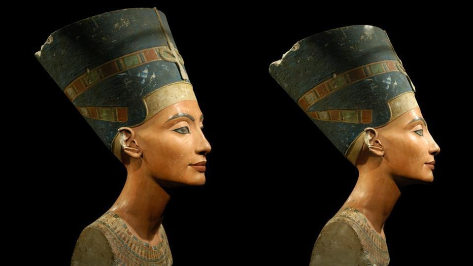 Nefertiti was just one of a series of powerful queens who played an influential role in Egyptian history.