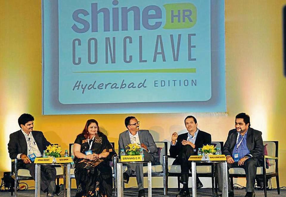 Shine,Shine Conclave,HR