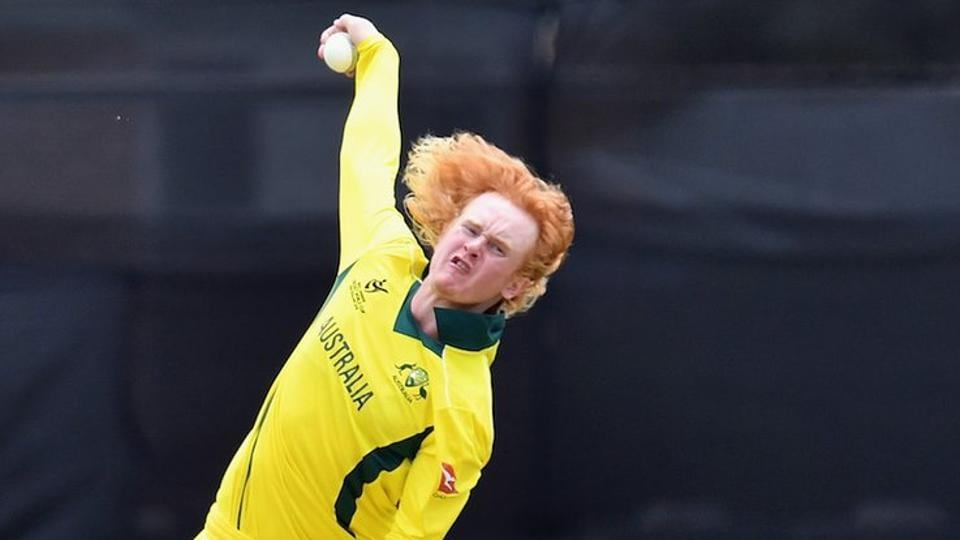 Lloyd Pope took 8/35 as Australia defeated England by 31 runs to advance to the semi-finals of the ICCU-19 Cricket World Cup 2018.