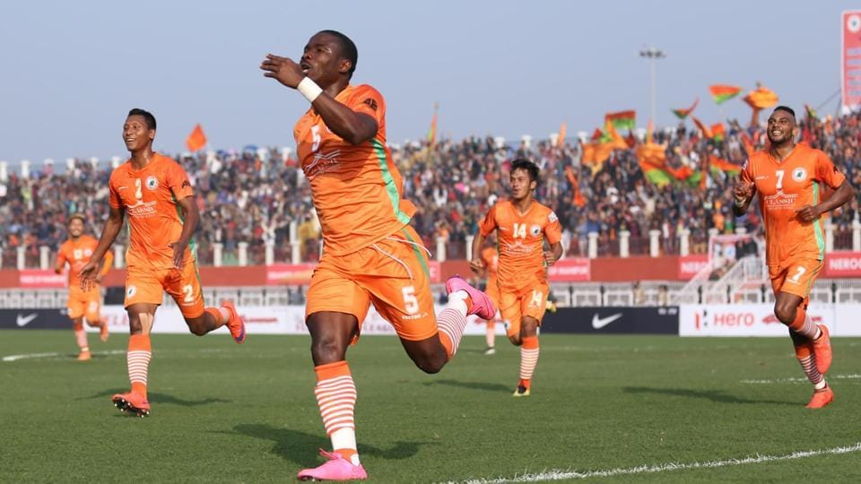 Neroca FC have had a dream run in this season's I-League and are sitting pretty in second place in the standings, confident of making a push for the title.