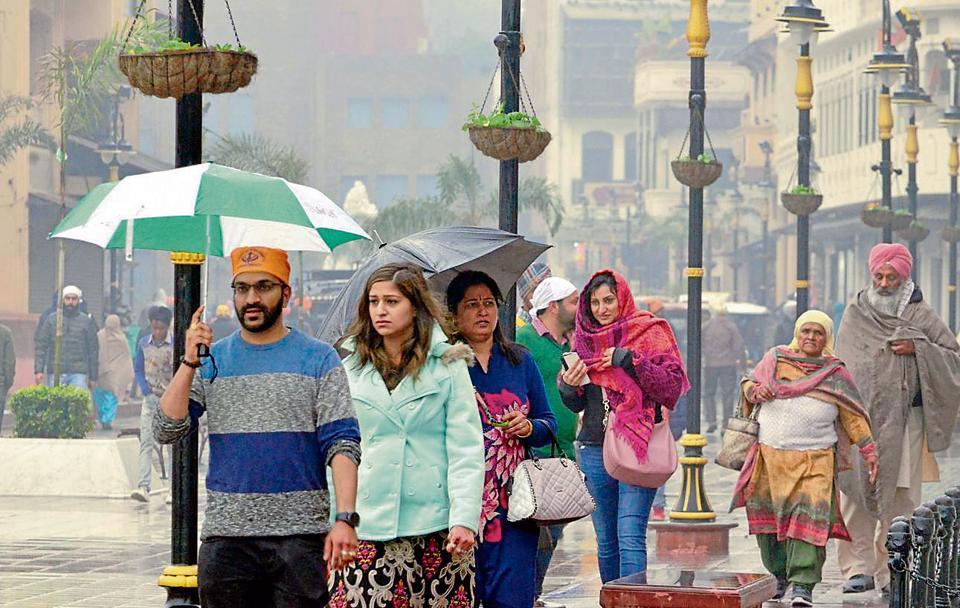 Light rain,rain,rain across region