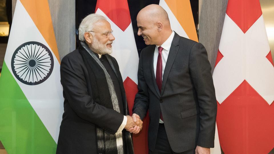 Davos,India,Narendra Modi