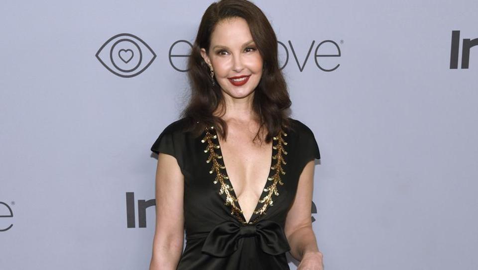 Ashley Judd,Harvey Weinstein,Hollywood