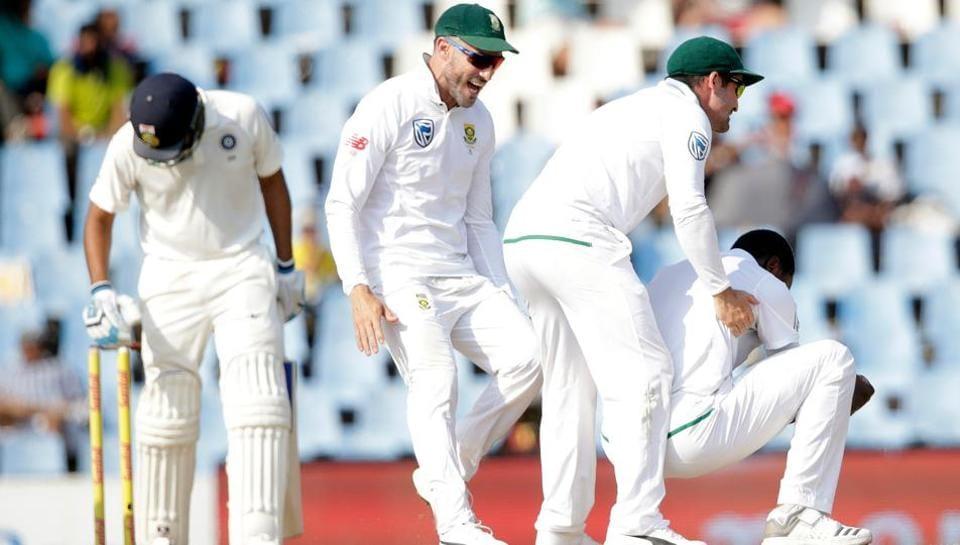 South Africa vs India,Faf du Plessis,Johannesburg