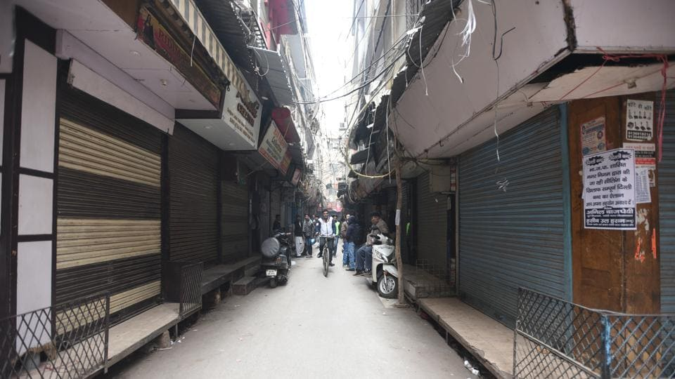 The impact of the strike could be seen across all major markets in Delhi like South Extension, Defence Colony, Connaught Place, Karol Bagh, Rajouri Garden, Khan Market, Chandni Chowk and Kamla Nagar