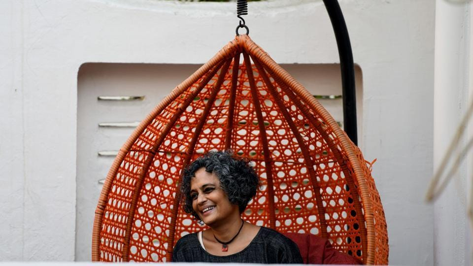 Arundhati Roy's Ministry of Utmost Happiness is one of the five finalists for the National Book Critics Circle of the US for 2017 awards for fiction.
