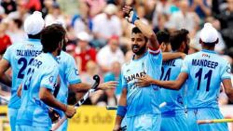 Indian hockey team is eager to put up an improved performance in the four-nation hockey.