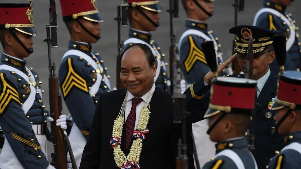 Vietnam PM,Nguyen Xuan Phuc,Gaya visit