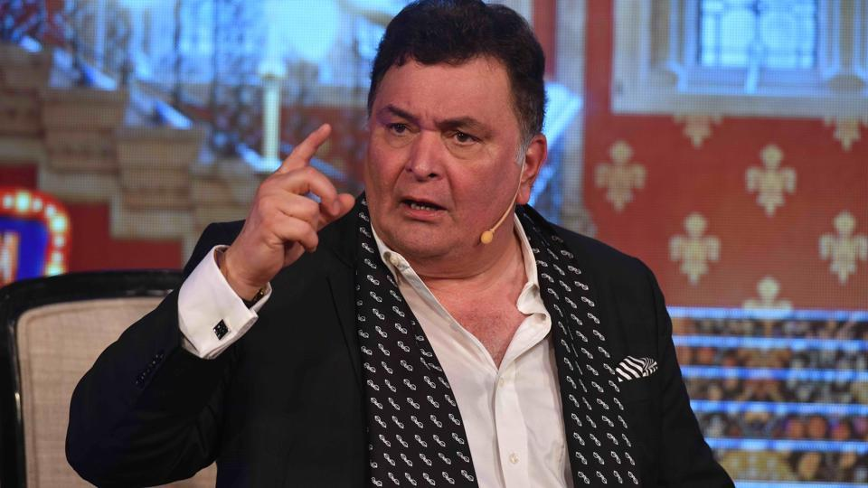 Actor Rishi Kapoor will be seen in two films this year — Rajma Chawal and Mulq.