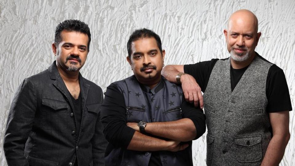 Shankar-Ehsaan-Loy will perform live at the upcoming Udaipur World Music Festival festival.