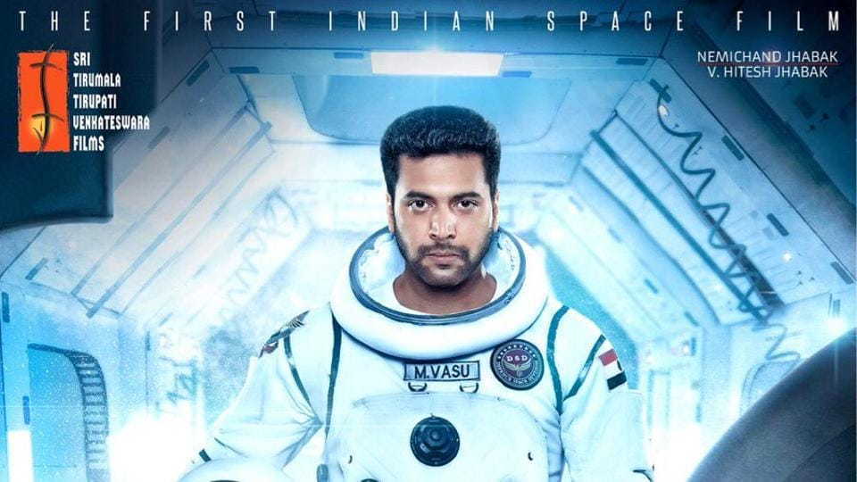 Tik Tik Tik starring Jayam Ravi is postponed, actor announces on Twitter.
